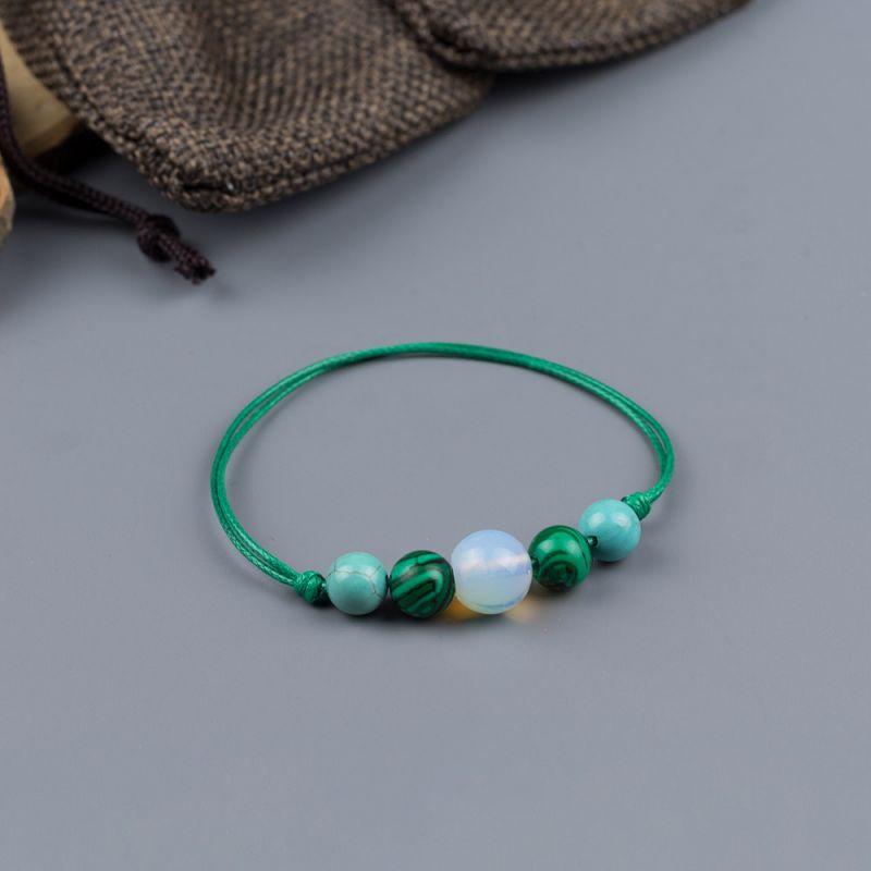 Зелен зодиакален амулет за Козирог