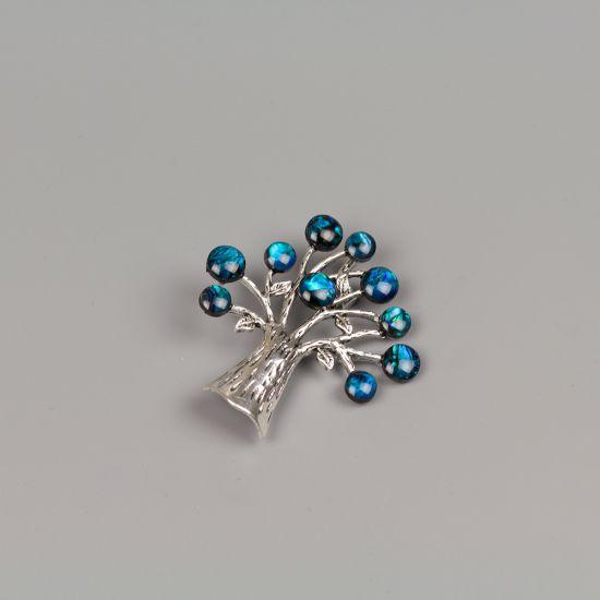 Брошка Дървото на живота