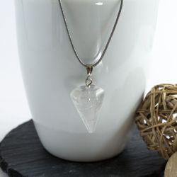"""Колие - """"Crystal Pyramid"""""""