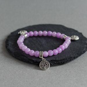 "Гривна Charm - ""Lavender"""