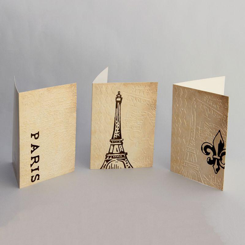 """Картичка - """"От Париж с Любов"""""""